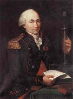 Charles-Augustin de Coulomb (1736 - 1806)