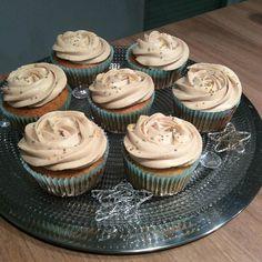 Cupcakes praliné