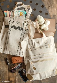 Lia Griffith | Mother's Day Designer Tote Bag