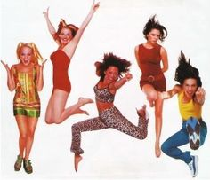 September 1995 - Virgin signs The Spice Girls.