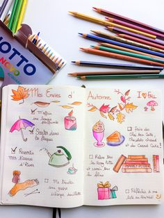 Step By Step Bullet Journal Doodle Tutorials – Step By Step Bullet Journal Doodle Tutorials – Organization Bullet Journal, Journal Organization, Bullet Journal Tracker, Bullet Journal Spread, Bullet Journal Novembre, Fall Inspiration, Planners, Book Drawing, Life Drawing