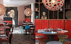 NamNam - asian restaurant, Copenhagen, Denmark / rostyleandlife.com