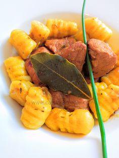 Je cuisine Créole : Gnocchis de banane plantain