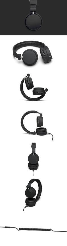 Urbanears Zinken Headphones - Found here: http://www.urbanears.com/headphones/zinken/zinken-black