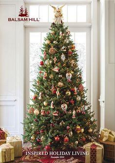 Artificial Christmas Trees! A Vintage Catalog Extravaganza  - Vintage Artificial Christmas Trees