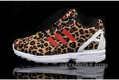 the best attitude 61760 bc545 Soldes Parcourir Une Gamme De Femme Adidas Originals ZX Flux Jaune Leopard  Rouge Blanche Boutique Super Deals 5FEaPQK, Price   71.00 - Adidas Shoes, Adidas ...