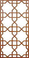 Moorish Pattern Lattice / Jali / Fretwork