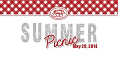 UA Faculty & Staff, MARK YOUR CALENDAR for the Workin' Like A Hog Summer Picnic on 4/29! We are saying 'see you later' to some of our favorite grads today, and thinking about how empty campus will be next week. What better way to cope with student-withdrawals than a party?! Faculty and Staff are invited to come celebrate the close of another successful semester with the friendly staff at the Arkansas Alumni Association. #ConnectYOUofA #MembershipMatters http://www.arkansasalumni.org/WLAH2014