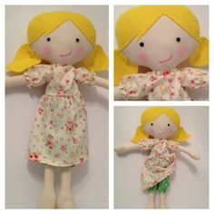 CUSTOM+order+for+HEATHER+LITTLE+Cloth/Rag+Doll++by+LittleLuckies2
