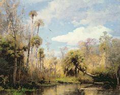 Florida Palms - Herman Herzog