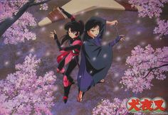 inuyasha kawaii cute anime boy and girl love liebe pärchen Miroku, Kagome Higurashi, Inuyasha, Cute Anime Boy, Anime Love, Demon Dog, Sengoku Period, Anime Rules, Pandora