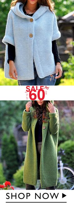 Mode V-Ausschnitt lässig - Needlework - Yorgo Angelopoulos Mode Outfits, Chic Outfits, Knitting Patterns Free, Baby Knitting, Coats For Women, Clothes For Women, Fashion Advertising, Crochet Clothes, Knit Cardigan