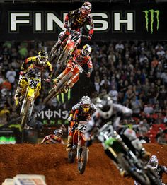 So excited. 4 more days til Supercross. I love watching motorcross. Please check out my website thanks. www.photopix.co.nz