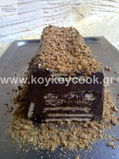 Greek Cooking, Tiramisu, Ethnic Recipes, Desserts, Food, Tailgate Desserts, Deserts, Essen, Postres