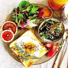 Instagramで人気!ONECOLOR.STUDIOさんの素敵な朝食♡ - macaroni