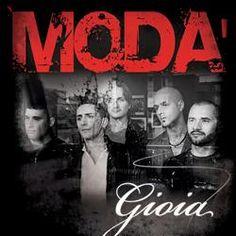 """""""Gioia"""" è l'ultimo album dei Modà. Tra le 12 tracce, anche la fortunata canzone """"Se si potesse non morire"""", che ha portato il gruppo al secondo posto del podio di #Sanremo2013."""