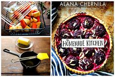 Win $100+ of high quality kitchen gear including stainless steel roasting sheet, cast iron melting pot, glass food storage and The Homemade Kitchen Cookbook!