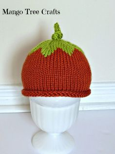Crochet Pumpkin Fall is about pumpkin everything. So I could not resist and  crocheted this little pumpkin. I used this free pumpkin cro. 92692f0f21