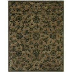Shop for Safavieh Antiquity Traditional Handmade Olive/ Green Wool Rug (9' x 12'). Get free shipping at Overstock.com - Your Online Home Decor Outlet Store! Get 5% in rewards with Club O! - 20006159