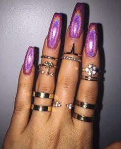 Nail color Pinterest: @JENNY