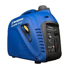 Westinghouse iGen2200 Portable Inverter Generator - 1800 Rated Watts & 2200 Peak Watts - Gas Powered. For product info go to:  https://www.caraccessoriesonlinemarket.com/westinghouse-igen2200-portable-inverter-generator-1800-rated-watts-2200-peak-watts-gas-powered/