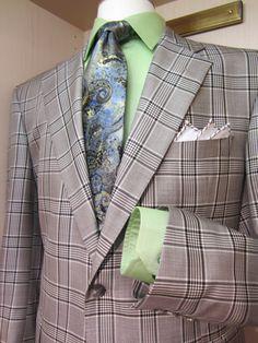 Zegna coat and tie, Eton shirt