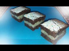 Prajitura de Post cu Blat de cacao si Crema de gris - YouTube