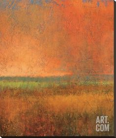 Changing Skies 2 Stretched Canvas Print by Jeannie Sellmer at Art.com