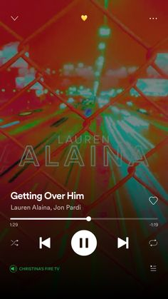Country Playlist, Country Songs, Getting Over Him, Get Over It, Jon Pardi, Lauren Alaina