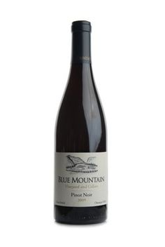 Blue Mountain Pinot Noir just f fabulous. Long Pictures, Food Pairing, Red Wines, Wine List, Blue Mountain, Pinot Noir, Wine Recipes, Breads, Vineyard