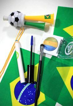 Torcida com estilo? Só a nossa! #natorcida pelo Brasil :)