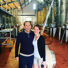 Cellar tour at Steenberg Wine Estate just about 20 minutes outside Cape Town. South African Wine, Ultra Premium, Cellar, Cape Town, Touring