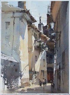 Chien Chung Wei, Watercolor on ArtStack #chien-chung-wei #art