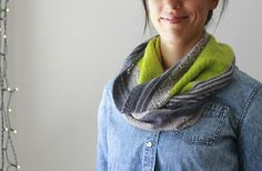 Oh, this is a lovely little pattern to let the days go by while peacefully knitting away…