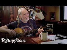 Willie Nelson and His Famous Guitar: The Tale of Trigger - YouTube