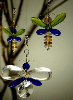 Blue Butterfly Mobile Crystal Mobile Glass Suncatcher Butterfly Ornament Angel Window Decor Green Childrens Hanging Mobile Fairy Mobile Gift on Etsy, £14.42