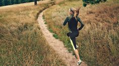 Become a Master Trail Runner - From flat gravel paths to rolling wooded hills, trails offer challenging terrain—and usually an inspiring natural setting—that activates more muscles and tones all over. Here's how to get started, plus three workouts to try.