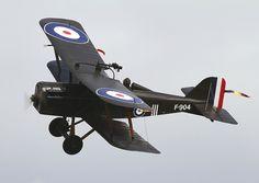 SE5A #flickr #biplane #WW1