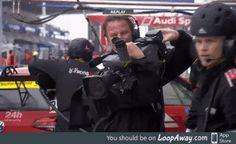 Just your regular cameraman