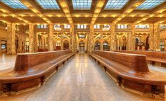 The 11 Most Beautiful Train Stations Across America