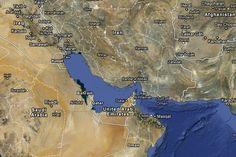 Iran Might Sue Over Google Map