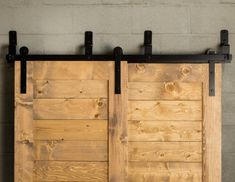 barn doors with bypass system   Bypass Sliding Barn Door Hardware   New Haven Hardware