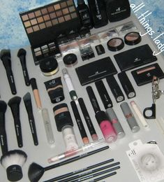 e.l.f. Cosmetics seeing this stuff everywhere its great and cheap