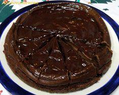 Abóbora Menina: Cheesecake de Chocolate
