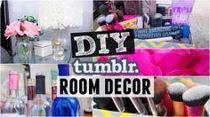 DIY Tumblr Room Decor | Cute & Cheap!