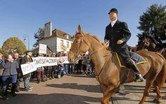 Saint-Jean-aux-Bois : le coup de pression des anti-chasse