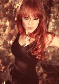 23 Best Aja Warren images in 2014 | Red Hair, Redheads, Red