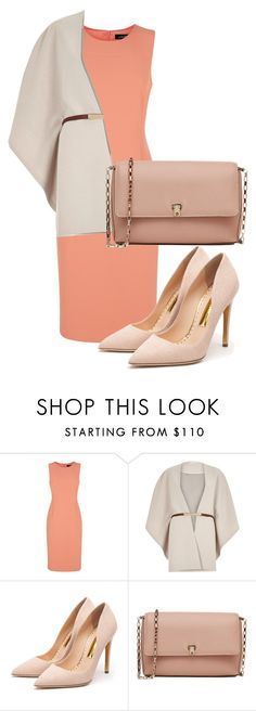 """Untitled #467"" by samson-90 on Polyvore featuring Jaeger, River Island, Rupert Sanderson, Valextra and spring2016"