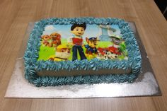 Sims Cake Shop: Patrulha pata