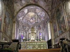 Duomo di Monza - Altare maggiore